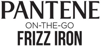 Pantene Frizz Iron