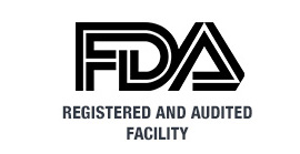 FDA Registered & Audited