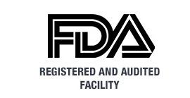 FDA Registered & Audited